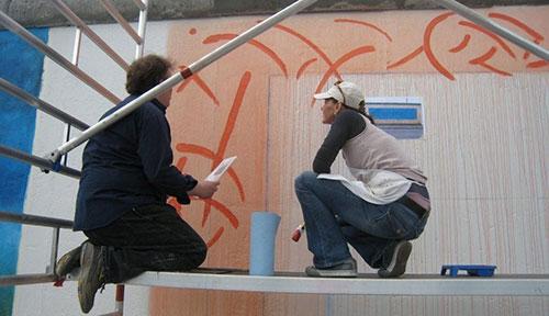 Eastside-Gallery, 2009